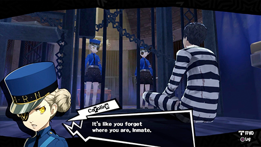 Avatars used in Persona 5 textboxes.