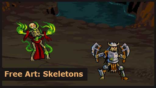 Skeletons assemble!.