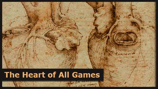 The heart of all games.
