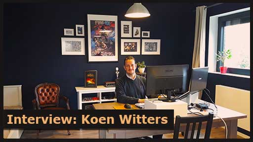 Koen Witters Interview.